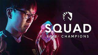Liquid LoL | SQUAD S2 EP12 - Champions (TL vs 100T NA LCS 2018 Spring Finals)