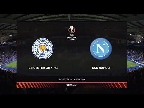 UEFA Europa League | Leicester City v SSc Napoli | Highlights