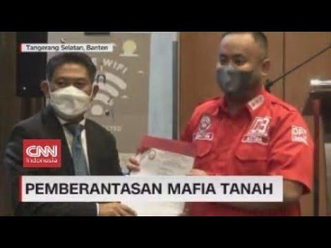 Pemberantasan Mafia Tanah
