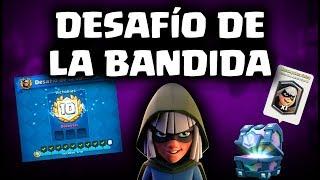 10-0 EN EL DESAFÍO DE LA BANDIDA, ¡PREMIOS ÉPICOS! | Malcaide Clash Royale