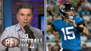 PFT Overtime: Gardner Minshew leads Jags, will Patriots keep Brown?   Pro Football Talk   NBC Sports