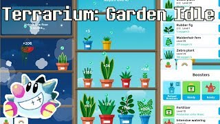 Terrarium: Garden Idle | AbyssRium for Plants?