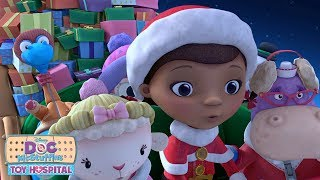 Christmas is Coming To Town Music | Doc McStuffins | Disney Junior