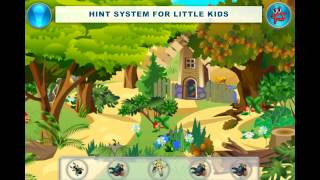 Play Free Hidden Object Games for Kids - Animal Hide and Seek