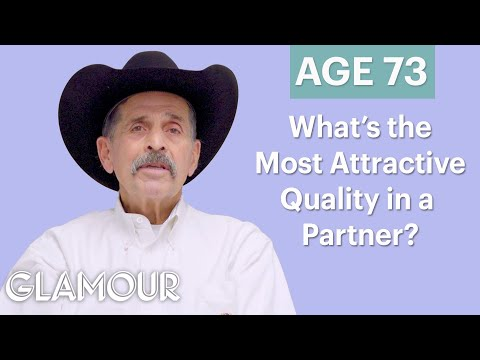 Men Ages 5-75: What's the Most Attractive Quality in a Partner? | Glamour
