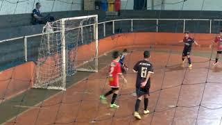 Murilo Nathan Goleiro do Academia Futsal