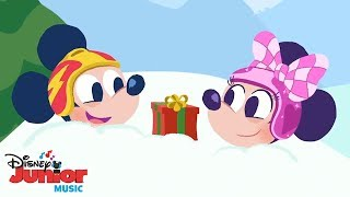 Holiday Nursery Rhymes! Compilation ❄️ | 🎶 Disney Junior Music Nursery Rhymes | Disney Junior