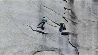 Legendary El Capitan claims another two climbers