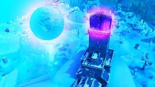 *NEW* ICE BALL to SUMMON KEVIN THE CUBE.. (SNOW BUNKER OPENED in SEASON 7!)
