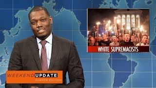 Weekend Update on the Charlottesville Protests - SNL