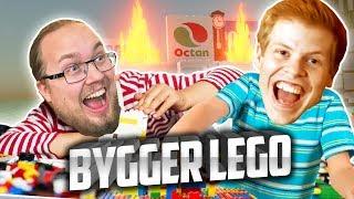 BYGGER LEGO MED STAMSITE!