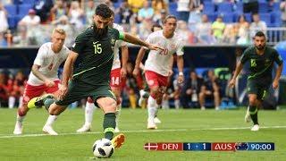 THE DREAM IS STILL ALIVE!!! Denmark vs Australia 1-1 - All Goals, Highlights & Reaction