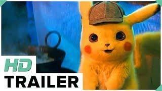 POKÉMON Detective Pikachu – Trailer 1 Italiano HD