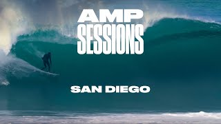 Proof of San Diego's Epic Run of Swell | Amp Sessions, January 2019 | SURFER