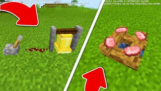 MCPE 1.11 Secret Features You Might Not Know   Minecraft PE