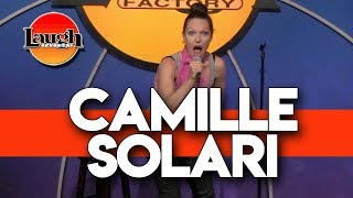 Camille Solari   Homeless People in LA   Laugh Factory Stand Up Comedy