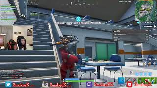 LateNight Fortnite// Playing With Randoms// !Member