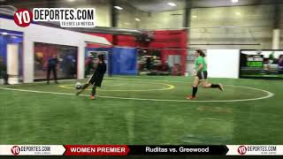Ruditas vs. Greewood Chicago Women Premier Academy Soccer League