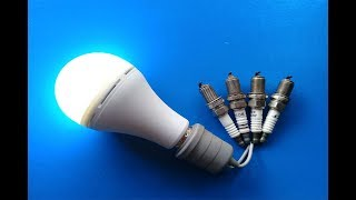 Free Energy Generator with Light Bulb Technology 100% working