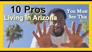 10 Pros of Living In Phoenix Arizona