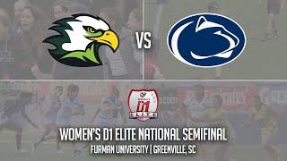 2019 Women's D1 Elite National Semifinal   Life vs Penn State