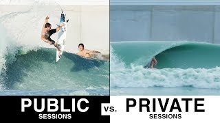 A First Timers Guide to New BSR WAVE POOL | PUBLIC vs. PRIVATE Sessions