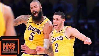 Los Angeles Lakers vs Chicago Bulls Full Game Highlights   01/15/2019 NBA Season