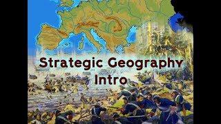 Fantasy World Building- Strategic Geography
