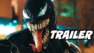 Venom Trailer - Marvel Spider-Man Easter Eggs Breakdown