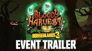 Borderlands 3 – Bloody Harvest Event Trailer