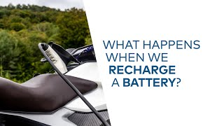 What Happens When We Recharge a Battery?