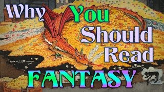 Why you should read fantasy
