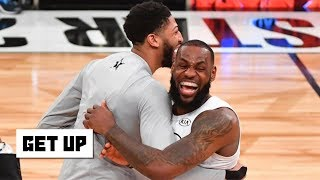 Could LeBron-Anthony Davis replace MJ-Pippen as the greatest duo in NBA history? | Get Up
