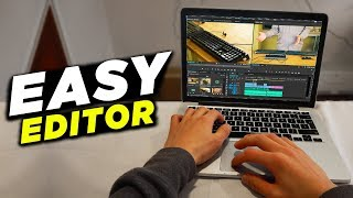 EASIEST Editing Software/ Editor 2018! (EASY TO LEARN & USE)
