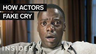 How Actors Fake Cry In Movies   Movies Insider