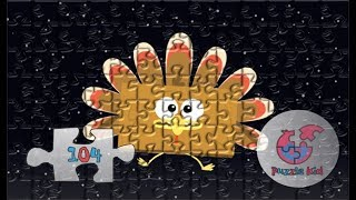 Nursery Jigsaw Puzzle Games Big Block SingSong Chiken In Space - Dėlionė - Puzzle Kid