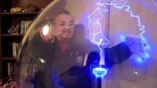 Supersized Plasma Ball