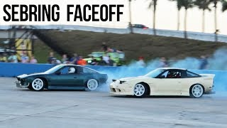 MY FIRST WIN! - Drifting Competition at Sebring