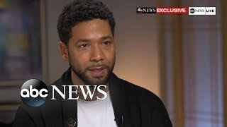 Jussie Smollett FULL Interview on alleged attack | ABC News Exclusive