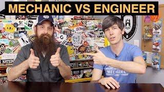 Mechanic vs Engineer - 5 Things You Need To Know