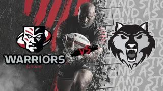 Utah Warriors vs Alberta Wolfpack 04/20/2018