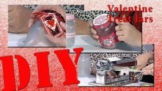 All-Star Designers Winter Series: Valentine Treat Jar