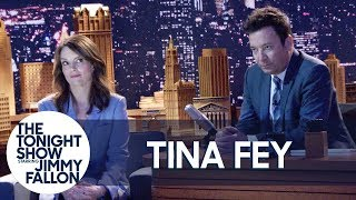Tina Fey Is Mad at Jimmy Fallon: ″He Knows What He Did″