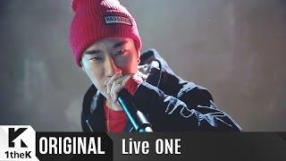 Live ONE(라이브원): San E(산이) Exclusive Live Performance! 'I Am Me'