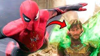 Wow! Spider-Man: Far From Home ¿Antes o Después de Avengers Endgame? Análisis