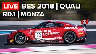 2018 MONZA LIVE - Blancpain Endurance - Qualifying