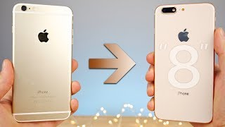 Turn Your iPhone 7/6S/6 Into an iPhone 8!