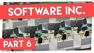 Software Inc #6 - 6 MONITOR COMPUTERS