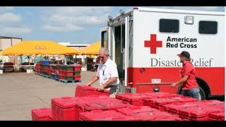 LEAK! OF WHAT RED CROSS IS DOING WITH HARVEY DONATIONS!