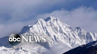 Frantic search for 8 climbers missing in the Himalayas